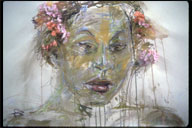 Eugenia, 24x36, watercolour/pastel, 1984